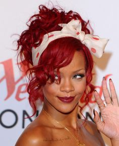 rihanna hair - Google Search