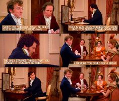 Literally what I thought when I saw this. Pride and Prejudice (1995) + The Lizzie Bennet Diaries (2012)