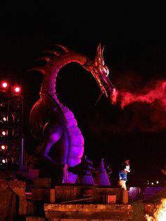 Fantasmic! Hollywood Studios, Disney World