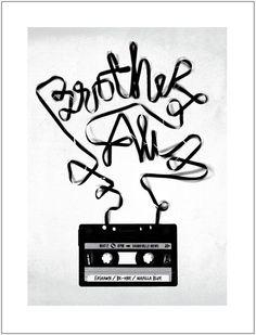 Basemint Design Brother Ali Poster