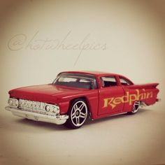 '59 Impala - 2003 Hot Wheels - Pride Rides  #hotwheels | #diecast | #toys | #Chevy | #hwp2003ml