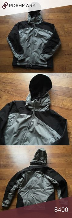 be1fdb620044 Brown Patagonia parka coat Brown Patagonia jacket Excellent condition No  stains no damages no holes Fits