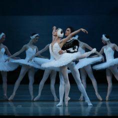 TV. Ballet - og det var smukt! Mariinsky Ballet's 'Swan Lake', featuring  Ekaterina Kondaurova & TimurAskerov