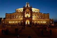 Your Visit – Semperoper Dresden Covent Garden, World's Most Beautiful, Beautiful Homes, Sydney Opera, Semperoper Dresden, Houses In Germany, Dresden Germany, John The Baptist, Germany Travel