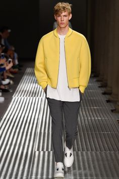 Neil Barrett Spring 2015 Menswear - Collection - Gallery - Style.com