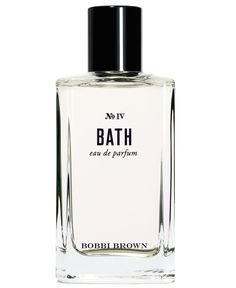 """Imagine that """"fresh out of the shower"""" feeling and you have the essence of Bobbi's newest fragrance -- Bath. This clean and fresh eau de toilette contains notes of Water Hyacinth, Neroli, Orange Flowe"""