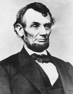 Abraham Lincoln, taken by Matthew Brady
