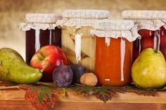 como hacer conservas de frutas