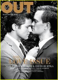 Neil Patrick Harris and David Burtka. Beautiful pictures and a really great article in Out Magazine that demonstrates the kind of loving relationship all couples (gay or straight) should strive for. pretty-people-in-b-w David Burtka, David Boreanaz, Out Magazine, Magazine Covers, Digital Magazine, Magazine Design, Engagement Stories, Star Children, Photo Couple