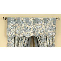 Kitchen Curtains On Pinterest Valances Curtains And Box Pleat Valance