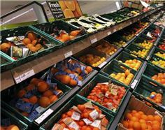 he UK's biggest grocers have pledged to disclose the volume of food discarded by their stores in an effort to cut down on the millions of tonnes wasted each year.