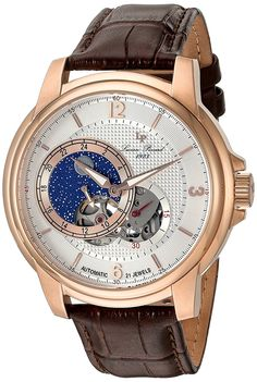 Buy Watches Online: Men's watches, brand name watches, discount watches, watches on sale, mens watch brands and ladies watches. Daily Deals on Men's watches & watches for women + the best service guarantee. Gents Watches, Cool Watches, Watches For Men, Brand Name Watches, Lucien Piccard, Mens Watch Brands, Discount Watches, Watch Sale, Automatic Watch