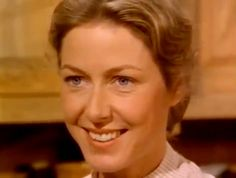 "Karen Grassle as Ma on ""Little House on the Prairie"""