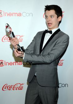 Asa butterfield. I love him so much :)