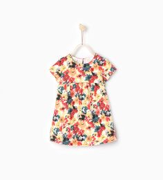 Jacquard dress-DRESSES-BABY GIRL | 3 months-3 years-KIDS | ZARA United States