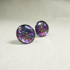 Check out this item in my Etsy shop https://www.etsy.com/uk/listing/385666940/resin-stud-earrings-resin-earrings-cute