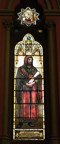 Windows - Church of the Covenant (Boston) - Louis Comfort Tiffany Louis Comfort Tiffany, The Covenant, Stained Glass, Art Decor, Art Nouveau, Glass Art, Boston, Crystals, Windows