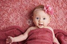 Happy girl!! 3 Month Old  #shannonleighstudios #atlantachildphotographer