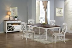 Dining Room White Furniture