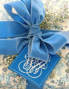 Gift Wrap by   Carolyn Roehm
