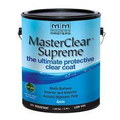 MasterClear Supreme Satin Gallon picture