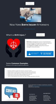 If your child was the victim of birth injury due to medical malpractice at birth NYC. New York birth injury attorney at GLK Law can fight for your rights Medical Malpractice Lawyers, Good Lawyers, Injury Attorney, Personal Injury Lawyer, New York City, Birth, Schedule, Nyc, Timeline