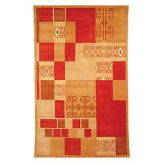 "Rodeo Drive 7'6"" x 9'6"" Rug"