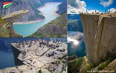 #Preikestolen, also known by the English translations of Preacher's Pulpit or Pulpit Rock, is a famous tourist attraction in Forsand, #Norway.