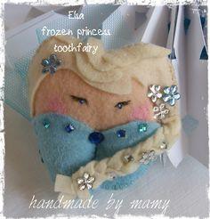 Elsa frozen toothfairy