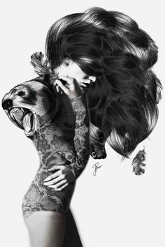 by Jenny Liz Rome Bear #2 Art Print