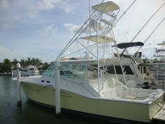 Price Reduced: 45' 2000 Cabo Express $299,000