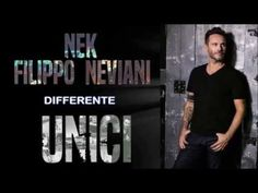 Nek - Differente - UNICI 2016 (TESTO) - YouTube