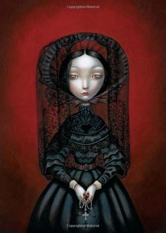 Tales of the Macabre: Edgar Allan Poe, Benjamin Lacombe