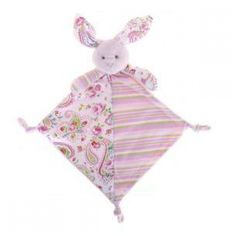 Lily & George Comforter (Rabbit) Teddy Bears, Easter Bunny, Baby Gifts, Comforters, Rabbit, Lily, Christmas Ornaments, Sewing, Toys