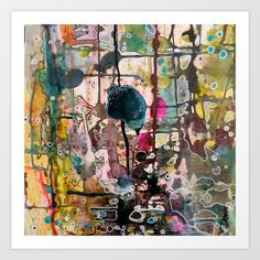 let's go further in to this... Art Print by sylvie demers - $20.00 http://society6.com/product/lets-go-further-in-to-this_print?curator=stefani187