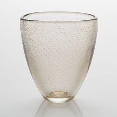 Gunnel Nyman, Vas, glas, signerad G. Nyman Notsjö 1947. - Bukowskis Glass Design, Design Art, Tom Dixon, Bukowski, Helsinki, Finland, Modern Contemporary, Retro Vintage, Glass Vase