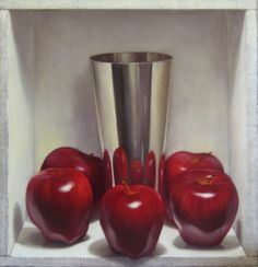 1stdibs | Denise Mickilowski - Red Apple Rosy