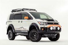 Photo Auto Camping, 4x4 Van, Custom Camper Vans, Custom Vans, Vw Cars, Audi Cars, Delica D5, Motorhome, Adventure 4x4