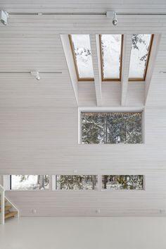 Maison Riihi par OOPEAA - Journal du Design