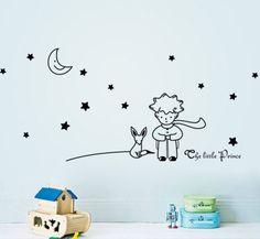 Αποτέλεσμα εικόνας για nalepka do detskeho pokoje little prince