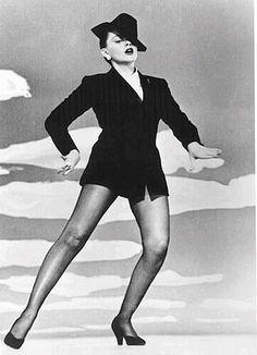Beauty Judy Garland. #topvintage