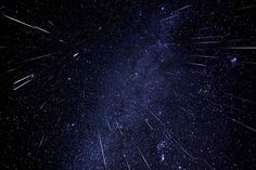 Beautiful Geminids Meteor Shower 2010