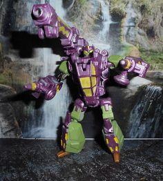 CUSTOM TRANSFORMERS GENERATIONS CYBERTRON BEAST WARS PREDACON TARANTULAS #Hasbro