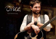 뮤지컬 원스 가이 Once Guy - Tom Parsons  #once #tomparsons