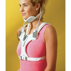 Halo Brace, Milwaukee Brace, Posture Collar, Neck Pain, Braces, It Cast, Medical Devices, Posture Corrector, Full Body