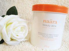 Resenha do Naära Beauty Drink, o colágeno da Jeunesse que tem 12 gramas de…