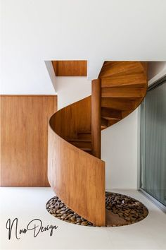 Escalera Caracol, Novo Design Spiral Staircase, Minimalism, Sweet Home, Stairs, Ladder, Design, Spiral Staircases, Interior Stairs, Verandas