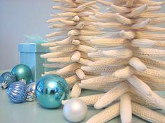 Starfish Christmas Tree http://bit.ly/Ibxsaq