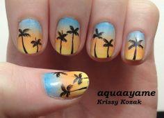 Palm art **