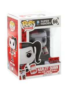 Funko DC Comics Pop! Harley Quinn Vinyl Figure - Exclusive to Hot Topic